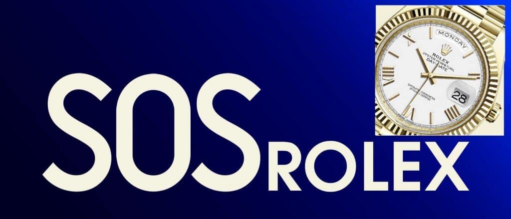 SOS Rolex